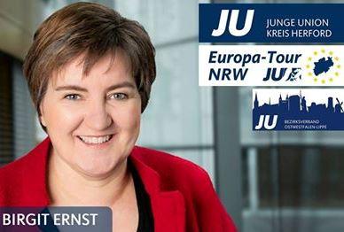Vorankündigung: 14.05.2019 Birgit Ernst zu Besuch auf dem Seelsorgehof